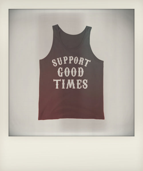 Support Logo Tank