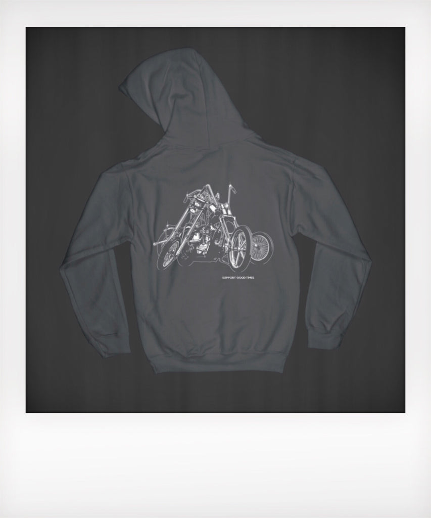 Threesome Pullover Hoodie