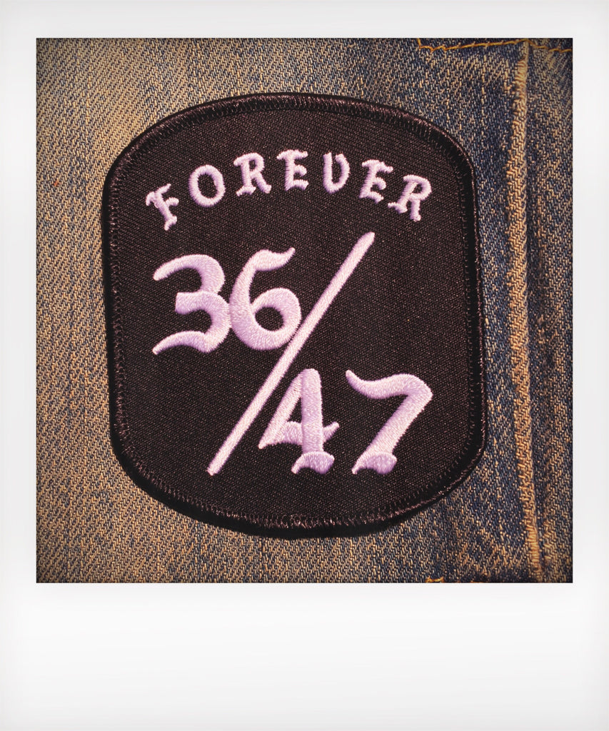 Forever Knuckleheads Patch