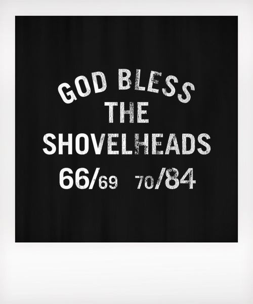 God Bless the Shovelheads