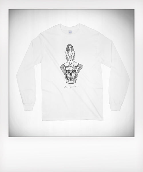 Skulls Long Sleeve