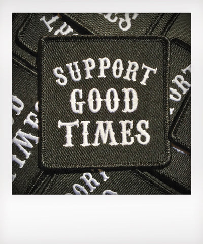 Support Patch / Square