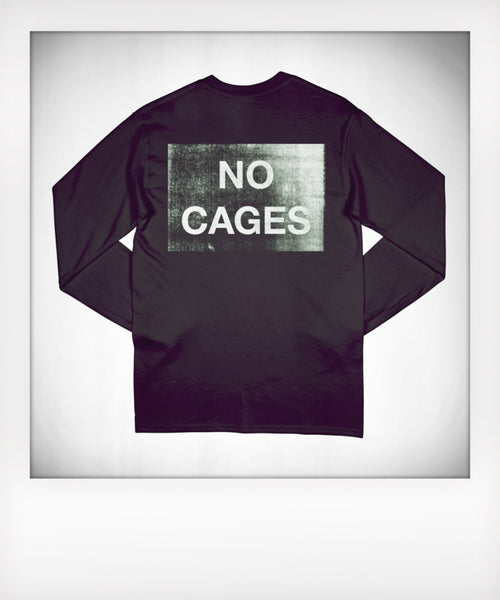 No Cages Long Sleeve