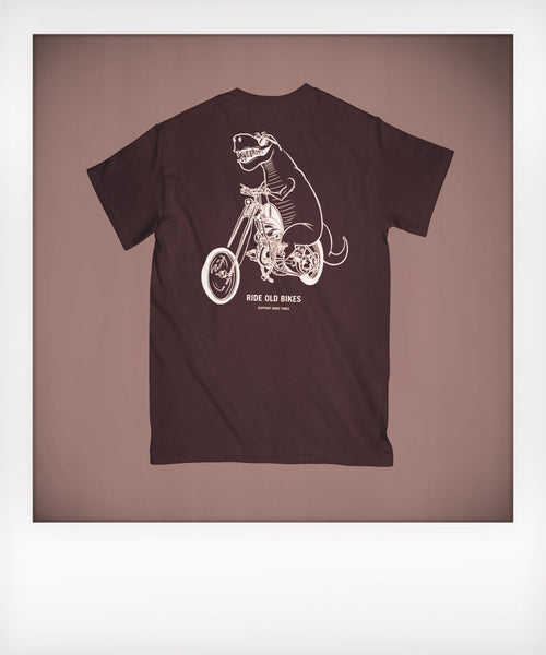 Ride Old Bikes Tshirt