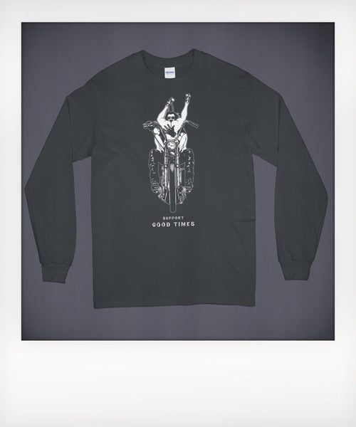 Garcia Long Sleeve