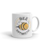 Bee Optimistic Mug