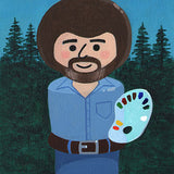 Bob Ross Original Art