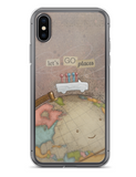 Let's Go Places Phone Case