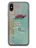 Follow No Maps Phone Case