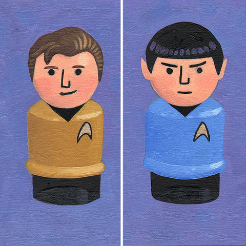 Star Trek Original Art