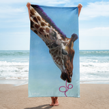 A Little Whimsy Beach Towel