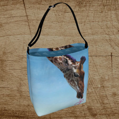 A Little Whimsy Day Tote Bag
