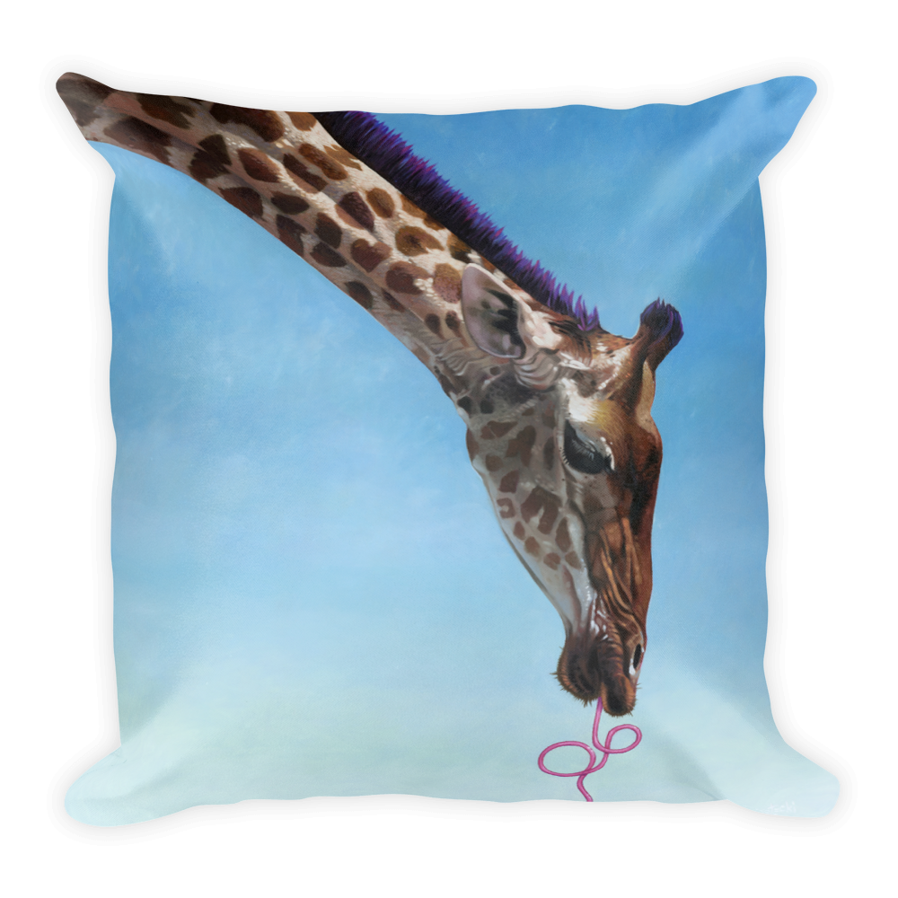 A Little Whimsy Pillow