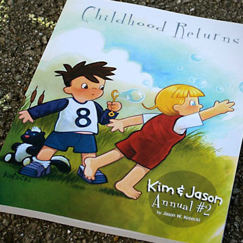 Childhood Returns: Kim & Jason Annual #2