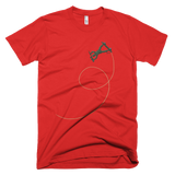 Army Guy Flip T-shirt