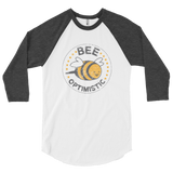Bee Optimistic 3/4 Sleeve Jersey