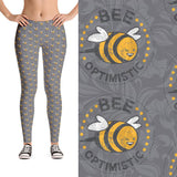Bee Optimistic Leggings