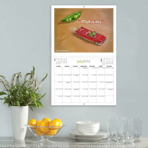 Celebrate Everything 2015 Wall Calendar