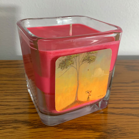 Apple Catcher Candle