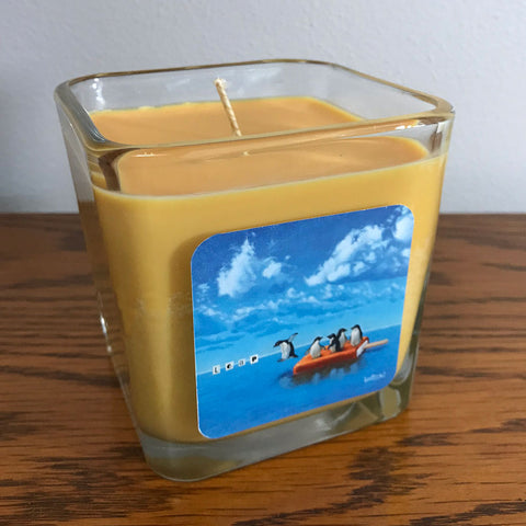 Leap Candle