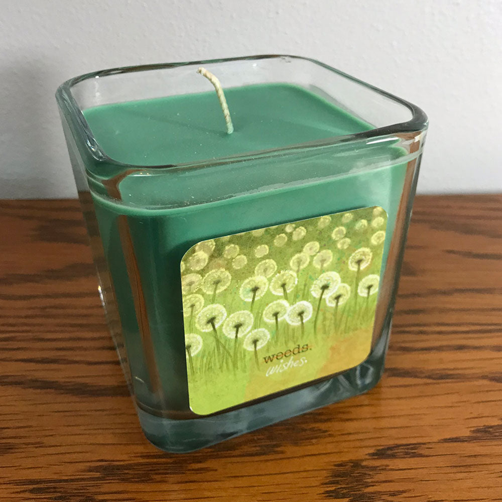 Weeds Or Wishes Candle