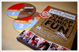 The Kim & Jason Guide to Cheap Family Fun DVD Set