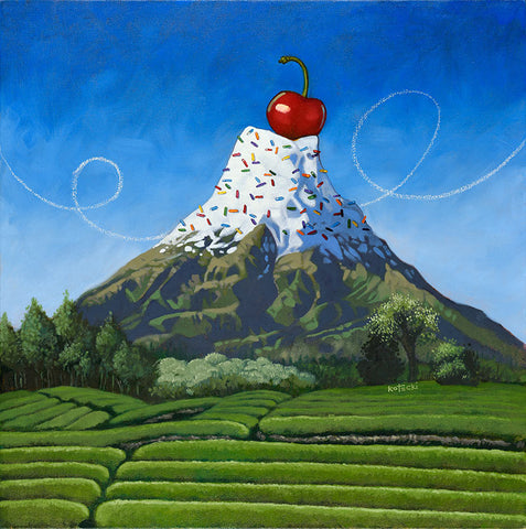 Cherry On Top Art