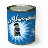Clean Underpants Candle