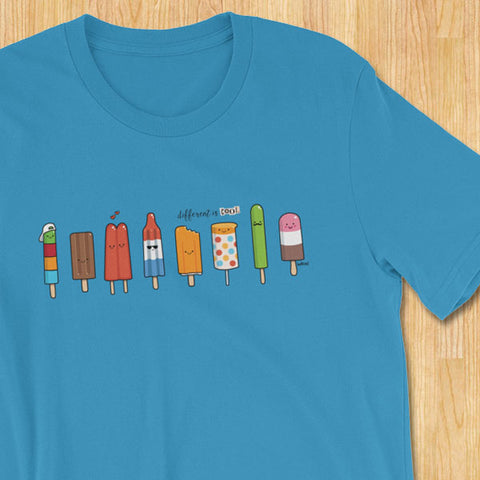 Different Is Cool T-Shirt