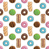 Happy Doughnut Leggings