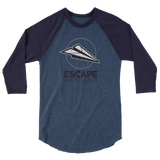 Escape Adulthood 3/4 Sleeve Jersey