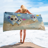 Enjoy the Ride Beach Towel