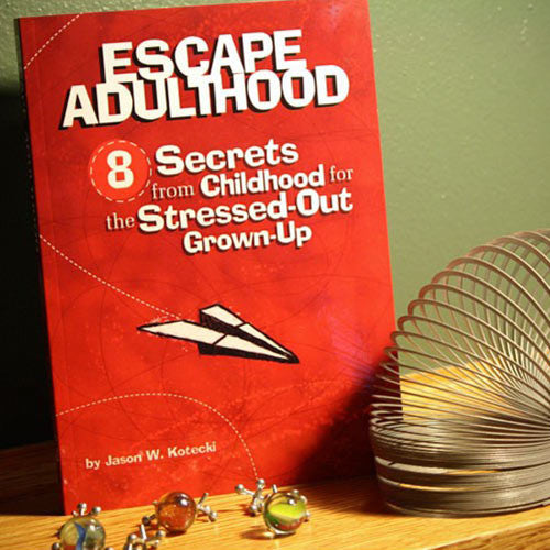Escape Adulthood