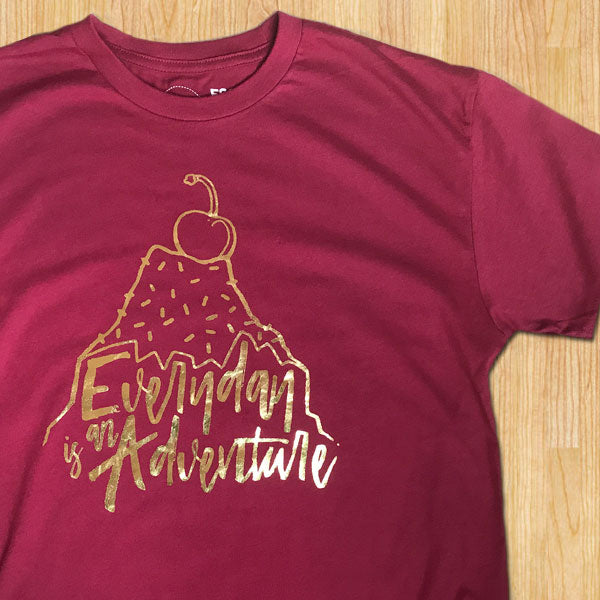 Everyday Is An Adventure T-Shirt