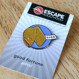 Good Fortune Enamel Pin (Limited Edition)