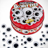 Emergency Googly Eyes Stickers