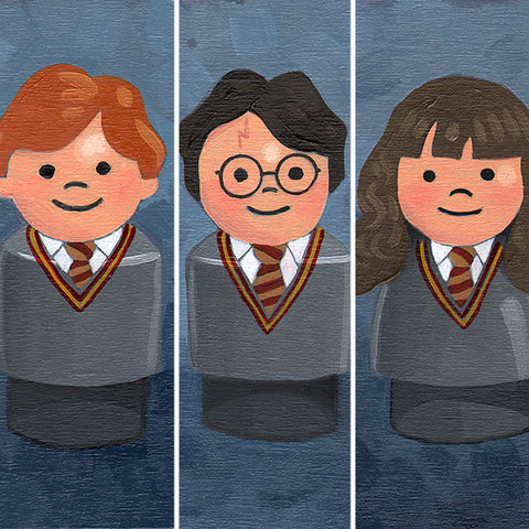 Harry Potter Original Art