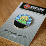 Holy Guacamole Enamel Pin (Limited Edition)