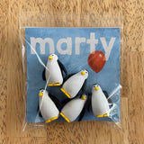 Marty the Penguin 5-Pack