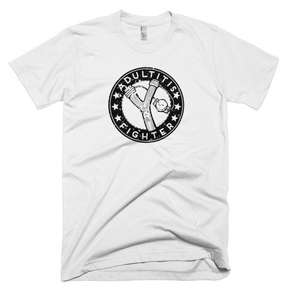 Adultitis Fighter T-Shirt