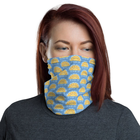 Shine On Neck Gaiter