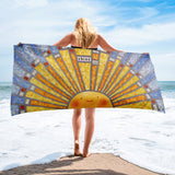 Shine On Beach Towel