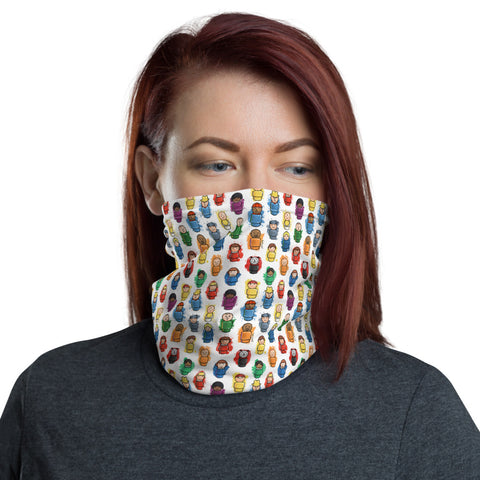 Up With People Neck Gaiter