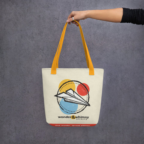 Wonder & Whimsy Society Tote Bag