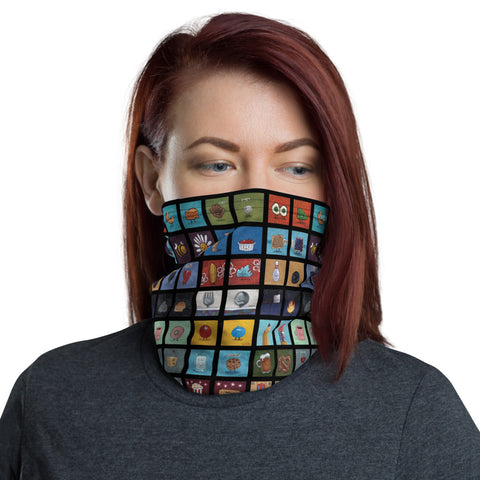 Best Friends Forever Neck Gaiter