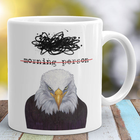 Morning Person Mug