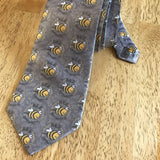 Bee Optimistic Neck Tie