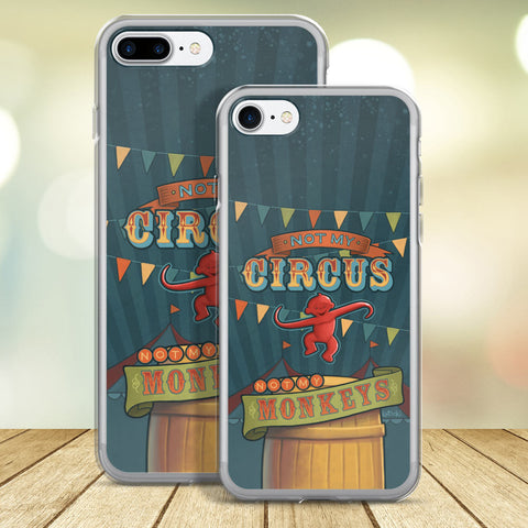 Not My Circus iPhone Case