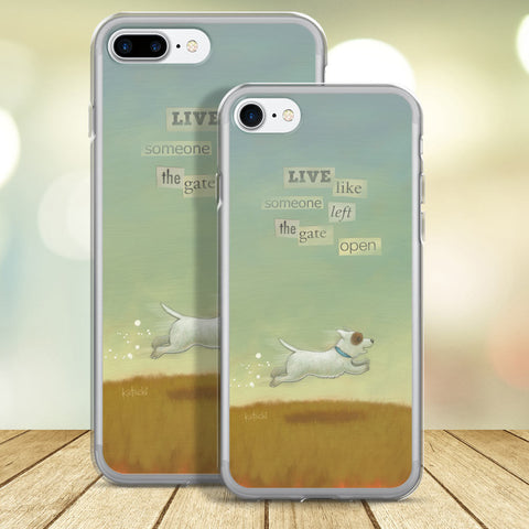 Open Gate iPhone Case