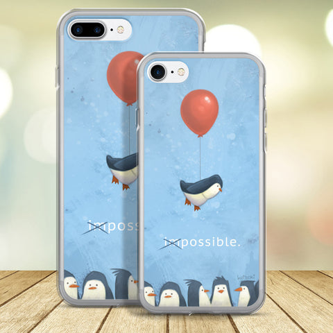 Penguin Possible iPhone Case